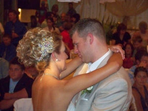 Megan and Dave's First Dance